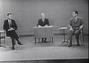 primer debate televisivo Nixon vs Kennedy